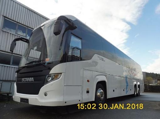 Scania – Touring HD 13,7 - Reisebus, 03/2014 г. в. Автобус из Германии